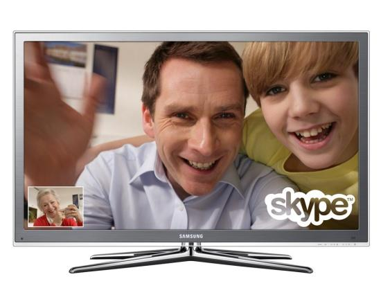 Samsung TV Skype
